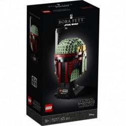 Lego Star Wars Casco De Boba Fett