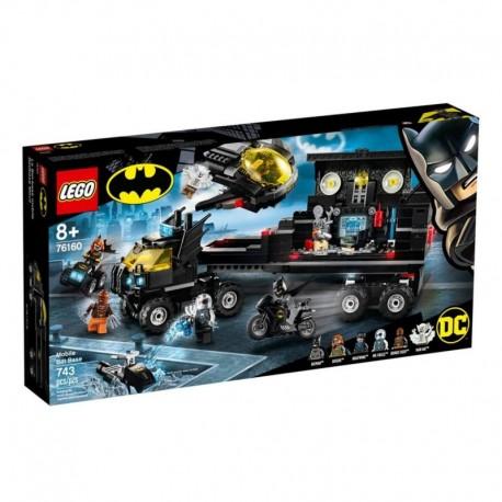 Lego Super Heroes Dc Comics Batman Batbase Movil