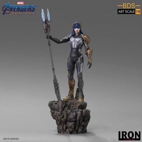 Figura Bds Art Scale 1/10 Vengadores: Endgame Black Order Proxima Midnight