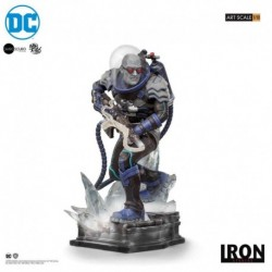Figura Bds Art Scale 1/10 Dc Comics Mr Freeze