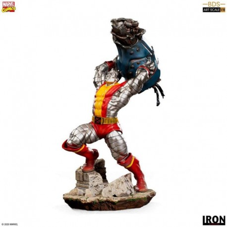 Figura Bds Art Scale 1/10 Marvel X Men Colossus