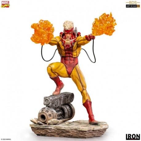 Figura Bds Art Scale 1/10 Marvel X Men Pyro