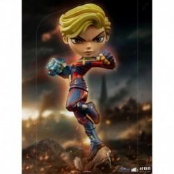 Figura Minico Marvel Vengadores Endgame Capitana Marvel