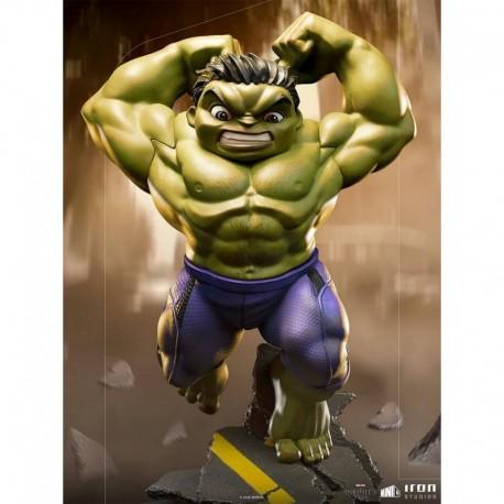 Figura Minico Marvel Infinity Saga Hulk