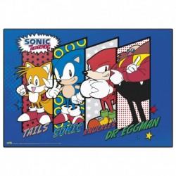 Vade Escolar Sonic The Hedgehog