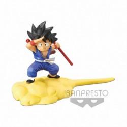 Figura Dragon Ball Goku Y Nube Voladora Version Azul