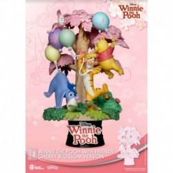 Figura Disney Winnie The Pooh Con Amigos