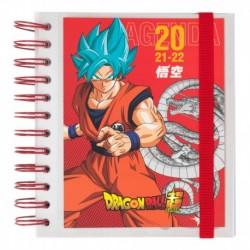 Agenda Escolar 2021/2022 Dia Pagina Dragon Ball
