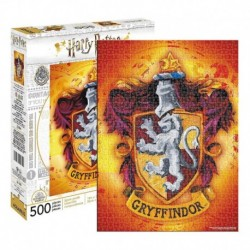 Puzzle De 500 Piezas Harry Potter Gryffindor