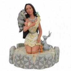 Figura Disney Pocahontas Belleza Valiente