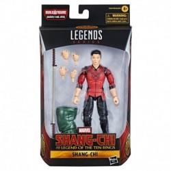 Figura Marvel Shang-Chi Y La Leyenda De Los Diez Anillos Shang-Chi