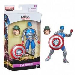 Figura Marvel Civil Warrior Serie Gamerverse