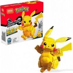 Figura Megaconstrux Pokemon Pikachu