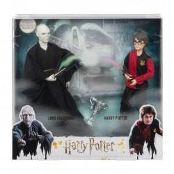 Set Figuras Harry Potter Lord Voldemort Vs Harry Potter