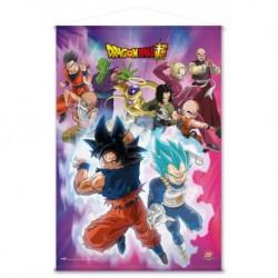 Banderola Dragon Ball Universe 7 Warriors