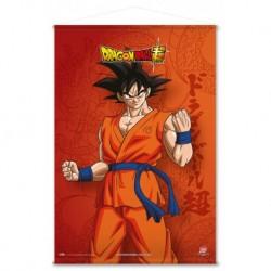 Banderola Dragon Ball Son Goku