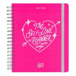 Agenda Academica 2021/2022Semana Vista Big Size 17 MesesThe Self-Love Planner By Lucia Types By Kokonote