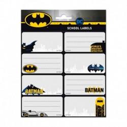 Etiquetas Adhesivas Batman