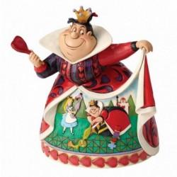 Figura Disney Alicia En El Pais De Las Maravillas Reina De Corazones