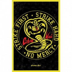 Poster Cobra Kai Emblema