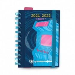 Agenda Escolar 2021/2022 Dia Pagina Gameration