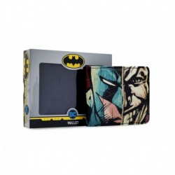 Cartera Dc Comics Batman & Joker