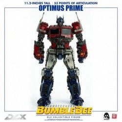 Figura Dlx Transformers: Bumblebee Optimus Prime