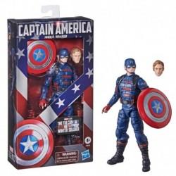 Figura Marvel Falcon Y El Soldado De Invierno John F Walker Serie Legends