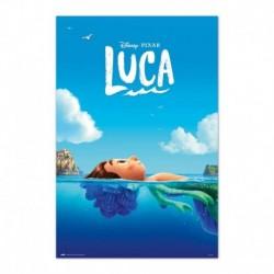 Poster Disney Pixar Luca