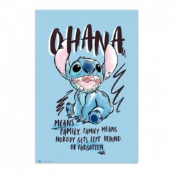 Poster Disney Stitch