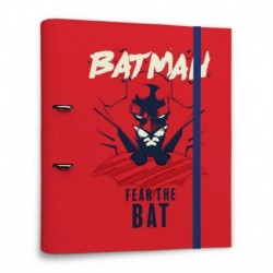 Carpeta 2 Anillas Batman