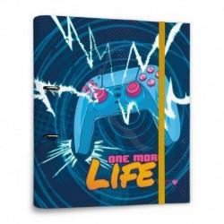 Carpeta 2 Anillas Gamer One More Life