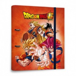 Carpeta 2 Anillas Premium Dragon Ball