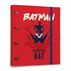 Carpeta 4 Anillas Batman