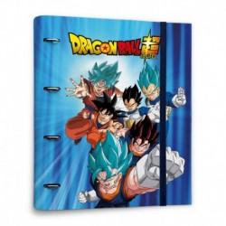 Carpeta 4 Anillas Premium Dragon Ball