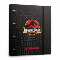 Carpeta 4 Anillas Premium Jurassic Park