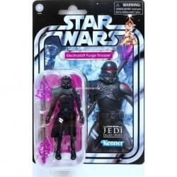 Figura Star Wars Electrostaff Purge Trooper Coleccion Vintage