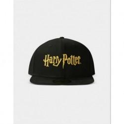 Gorra Harry Potter Bordado