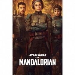 Poster Star Wars The Mandalorian Bo-Katan