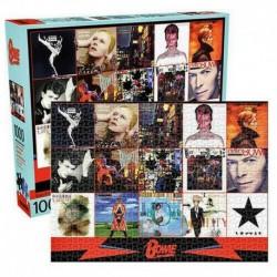 Puzzle De 1000 Piezas David Bowie Album Collage