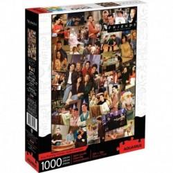 Puzzle De 1000 Piezas Friends Collage
