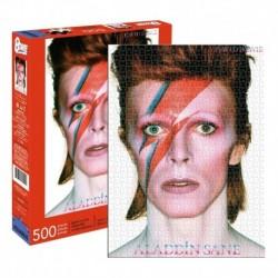 Puzzle De 500 Piezas David Bowie Aladdin Sane