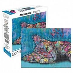 Puzzle De 500 Piezas Dean Russo Gatos
