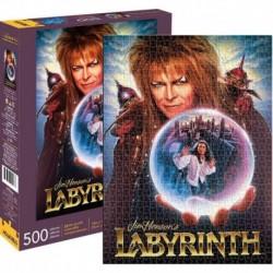 Puzzle De 500 Piezas Labyrinth One Sheet
