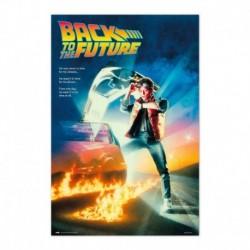 Poster Regreso Al Futuro 1