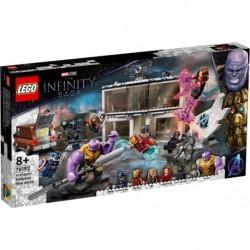 Lego Marvel Los Vengadores Batalla Final De Endgame
