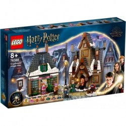 Lego Harry Potter Visita A Hogsmeade