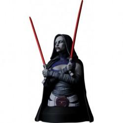 Figura Star Wars The Clone Wars Busto Asajj Ventress 1/6