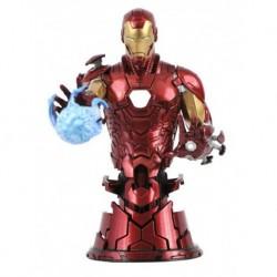 Figura Marvel Comic Busto Iron Man Escala 1/7