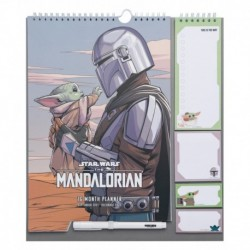 Planner 2021/2022 Star Wars The Mandalorian The Child